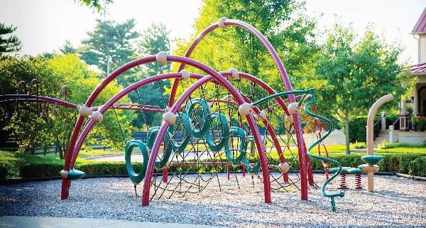 Norton Commons Heritage Play Park