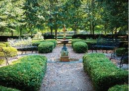 Norton Commons Rose Garden