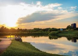 Norton Commons South Lake