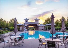 Norton Commons Bergamot Pool